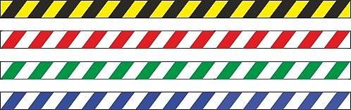 Сигнальная лента Диагональ